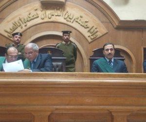 المؤبد لشقيقين وصديقهم لقتلهم نجل عمهم بمنيا القمح بسبب خلافات الجيرة