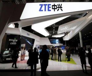 واشنطن وبكين تقتربان من اتفاق لإلغاء حظر أمريكى يستهدف زد.تي.إى الصينية