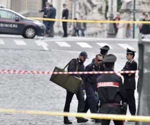 عقب إنذار بوجود قنبلة.. طوارئ قرب الفاتيكان (صور)