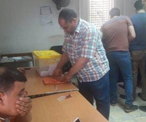 محمود الرمسيسي رئيسًا للجنة النقابية للعاملين بالإدارة المحلية بالبحيرة