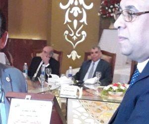 نادي قضاة مجلس الدولة بالبحيرة يكرم عدد من المستشاريين (صور)