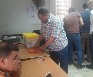 بدء انتخابات النقابات العمالية وإقبال على 11 لجنة فى الساعات الأولى (صور)