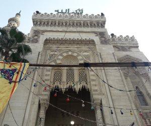 حكاية مسجد أبو العباس المرسي.. الشكل النهائي صممه مهندس إيطالي (صور)
