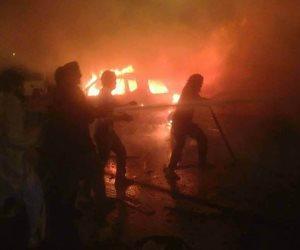فرنسا تدين هجوم بنغازى الإرهابي: نقف بإصرار في هذه المحنة بجانب ليبيا