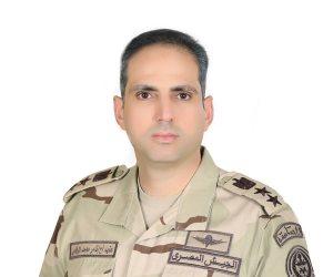 المتحدث العسكري: سقوط طائرة مقاتلة بسبب خلل فني أثناء طلعة تدريبية