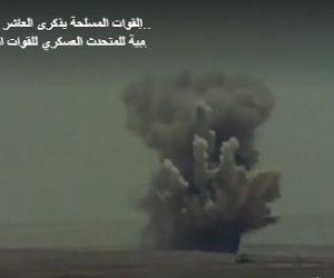 شاهد.. البرومو الأول لاحتفال القوات المسلحة بذكرى العاشر من رمضان