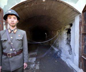 شاهد.. تفكيك موقع «بونجي-ري» للتجارب النووية في كوريا الشمالية