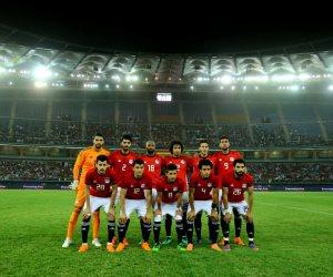 أيمن أشرف يحرز هدف التعادل لمنتخب مصر أمام الكويت (فيديو)
