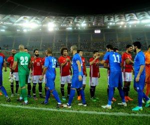 مباراة مصر والكويت.. التعادل الإيجابي يحسم اللقاء بهدف لكل منهما (فيديو)