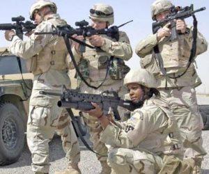لأول مرة.. المارينز الأمريكي يشارك في تدريبات عسكرية على الحدود الروسية