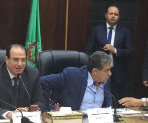 وزير البيئة: نسعى للتصدي لأي ملوثات ونتابع ميدانيًا لتوفيق الأوضاع بسماد طلخا