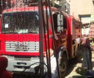 كيف فضح «حريق بولاق الدكرور» قيادات محافظة الجيزة؟ (صور)