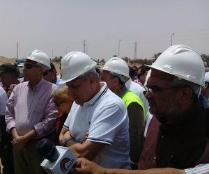تفاصيل 48 ساعة قضتها لجنة تنمية جنوب الوادي بمحافظة أسوان