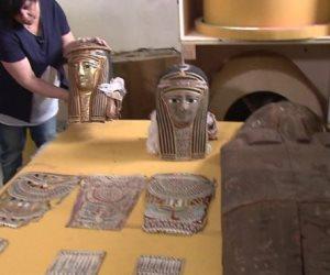 خبراء يتوجهون لإيطاليا لفحص الآثار المصرية المضبوطة بقرار من النائب العام