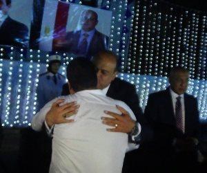مديرية أمن مطروح تجمع العائلات والقبائل فى حفل إفطارها السنوى بحضور المحافظ (صور)