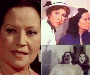 نجوم الفن ينعون في وفاة مديحة يسرى: وداعا سمراء السينما المصرية (صور )