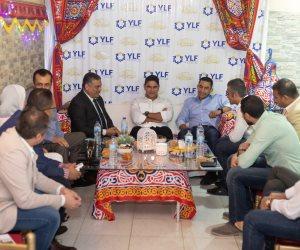 «شباب القادة» تنظم حفل سحورها السنوي بحضور عدد من كبار المسئولين ورجال الأعمال