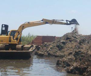 التعديات تأكل بحيرة المنزلة والتلوث يدمرها و150 ألف صياد مهددون بالجوع