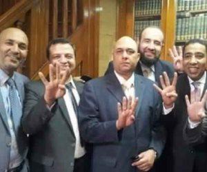 """صح النوم يا """"أهرام"""".. رجال الإخوان يتحدون المصريين في إعلان مدفوع بأكبر صحف الدولة"""