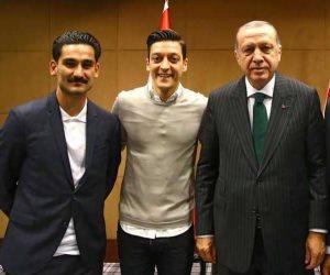 كيف تسبب أردوغان في خسارة المنتخب الألماني أمام النمسا؟