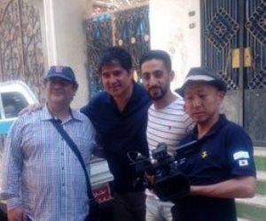 التليفزيون الياباني ينتج فيلما وثائقيا عن الأعمال الخيرية لـمحمد صلاح (صور)