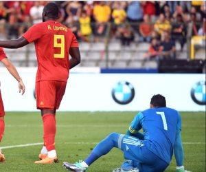60 دقيقة.. منتخب مصر متأخر بهدفين أمام بلجيكا في آخر الوديات قبل كأس العالم