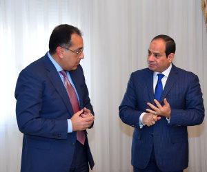 السيسي وعد فأوفي.. التشكيل الوزاري الجديد رسالة رئاسية بتمكين المرأة المصرية