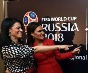 ليلة أول هدف مصري في روسيا.. كيف روجت القاهرة لملف السياحة بكأس العالم؟ (فيديو)