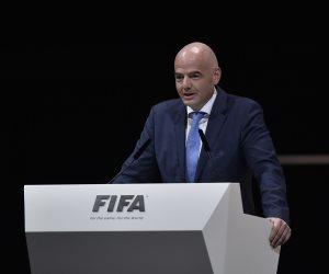 ضربات الفيفا تتوالى.. إنفانتينو يضع قطر مجددًا في مأزق بسبب مونديال 2022