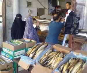 البوري والدهبان البحري.. أكلات يفضلها أهالي شمال سيناء في عيد الفطر (صور)