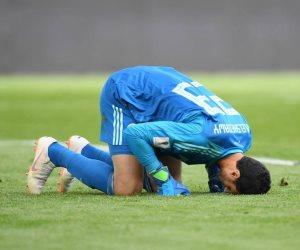 75 دقيقة من مباراة مصر واوروجواي.. الفراعنة ينتفضون والشناوي «مخاوي»