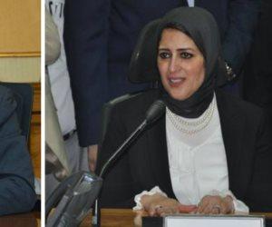 «جولة وزير».. أشرف صبحي وهالة زايد يبدءان مهامها بزيارات تفقدية أول أيام العيد