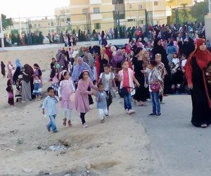 شكرا للرئيس السيسي والقوات المسلحة.. هكذا قضى أبناء سيناء إجازة عيد الفطر (صور)