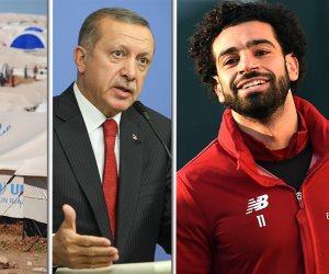 صلاح يصلح ما أفسده أردوغان.. كيف عالج منتخب الفراعنة جرائم تركيا في سوريا؟