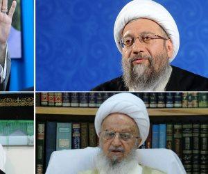 نجمة الخميني السداسية.. 6 عمائم سوداء تتحكم في اقتصاد طهران وعقيدة الإيرانيين