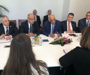 هل تتوقف أوروبا عن دعم الإرهاب؟.. وعود مبشرة لرئيس البرلمان في بروكسل (صور)
