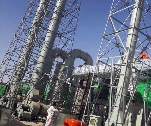 بشرة خير.. صعيد مصر يتزين بأكبر مجمع مصانع للطاقة المتجددة