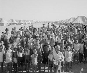 قصة 100 ألف أوروبي عاشوا كلاجئين في المنوفية والبحيرة خلال الحرب العالمية (صور)