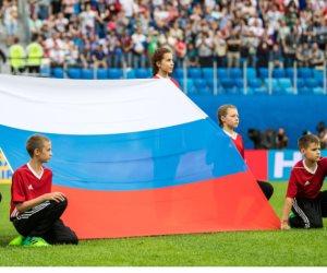 4 آلاف طفل وجهاً لوجه مع نجوم كرة القدم فى مونديال روسيا 2018