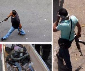 قبل أيام من ذكرى ثورة 30 يونيو.. نرصد جرائم الإخوان فى رابعة بتقرير تقصى الحقائق