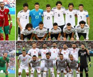 المنتخبات العربية تخرج من الباب الصغير.. هل يبتسم كأس العالم للأفارقة؟