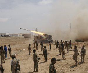 تفاصيل أحدث المعارك بين الجيش اليمني والحوثيين بمختلف المناطق