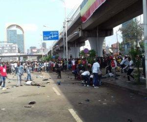 القاهرة تتضامن مع شقيقتها الإفريقية ضد الإرهاب الأسود: نرفض المساس بأمن إثيوبيا