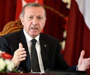 أول جريمة تركية بعد تزوير الانتخابات.. الديكتاتور السفاح يعترف باستهداف سوريا