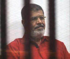 اليوم.. الجنايات تستكمل محاكمة مرسي وعناصر الجماعة الإرهابية في اقتحام السجون