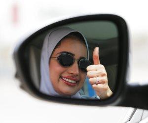سيدات المملكة مدينات للأمير الشجاع.. ماذا قال السعوديون عن قيادة المرأة للسيارات؟