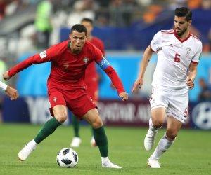 ترتيب المجموعة الثانية في بطولة كأس العالم 2018 بعد تعادل البرتغال وايران اليوم (فيديو)