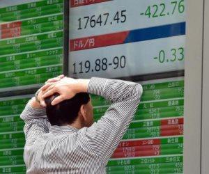 المؤشر نيكى ينخفض بعد مكاسب على مدى 3 جلسات بسبب مخاوف التجارة
