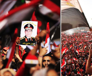 """ثورة 30 يونيو أعادت مصر لمكانتها .. """"خليجيون في حب مصر"""": مستمرون في دعم أم الدنيا"""