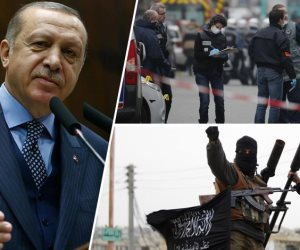 فضيحة جديدة لنظام الديكتاتور.. مخابرات تركيا والإرهابيين «إيد واحدة»